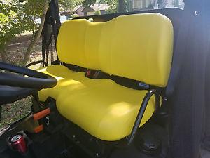 John Deere Gator Bench Seat Covers XUV 550 / 550 S4 in ...