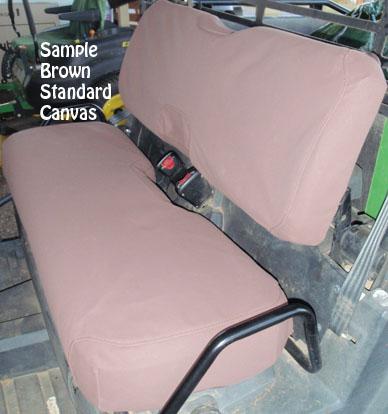 John Deere Gator XUV 550 SSV Bench Covers - Dingo Seat ...