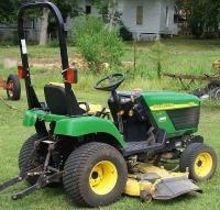 John Deere 2210 Tractor Cab, John Deere 2210 Cab Enclosure ...