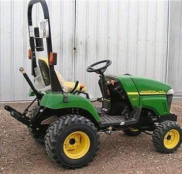 John Deere 2305 Tractor cover, john deere 2305 tractor ...