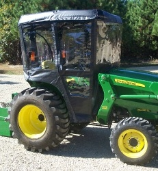 Before 2006 John Deere Tractor Cab Enclosures: For 2320 ...