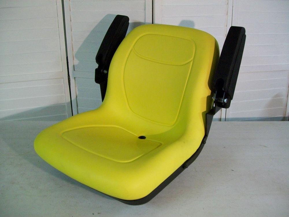 YELLOW SEAT JOHN DEERE COMPACT TRACTORS JD 1023E,3032E ...
