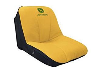 Amazon.com : John Deere Deluxe Seat Cover (Large ...
