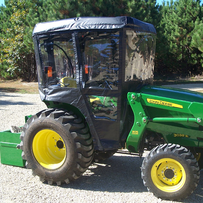 Tractor Cab Enclosure for John Deere 3000 Series Tractors ...