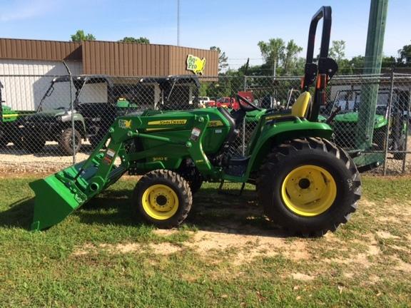 2017 John Deere 3032E Tractor Loaders | eBay