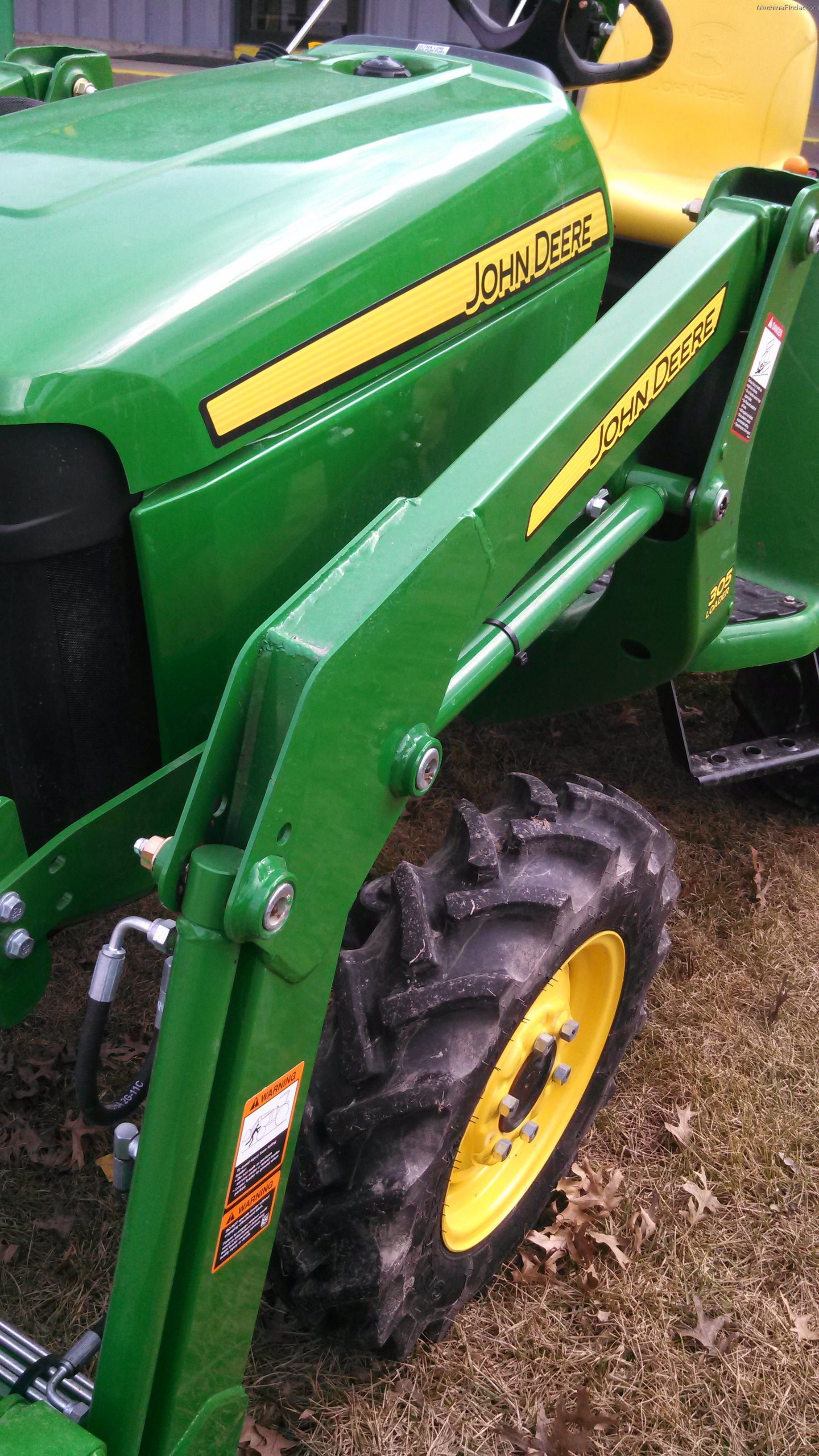 2013 John Deere 3032E Tractors - Compact (1-40hp.) - John ...