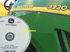 John Deere 3720 Compact Utility Tractor | Car Interior Design