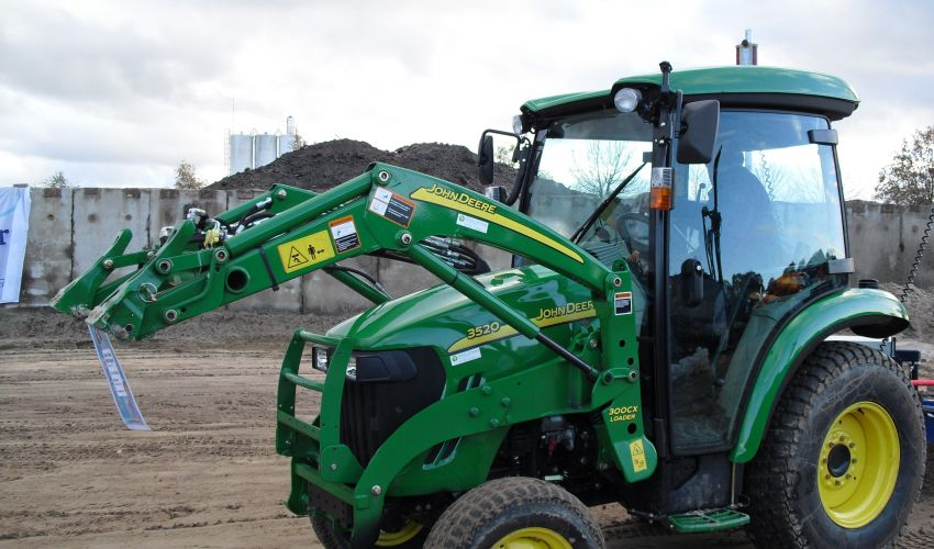John Deere 3520 Specs and data - Canada