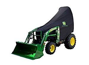 Amazon.com : John Deere Cover for Compact Utility Tractors ...