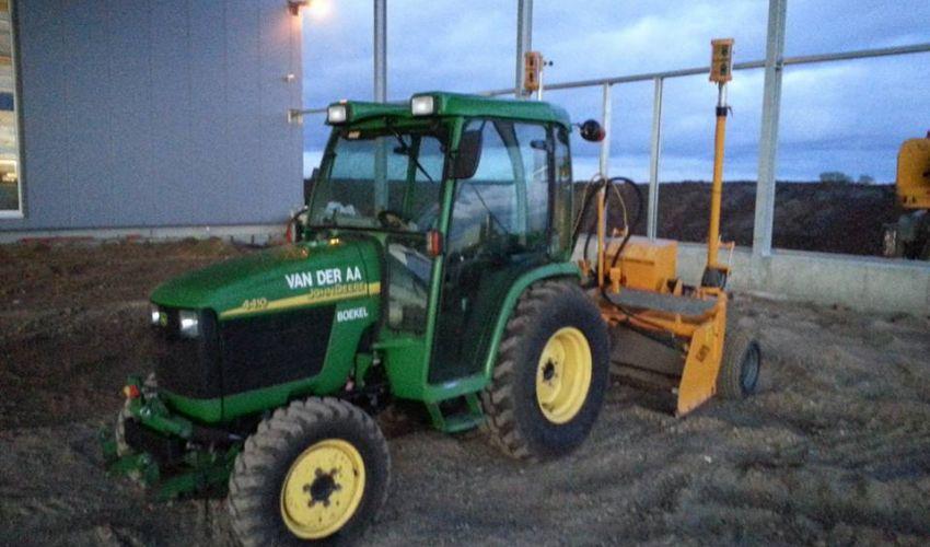 John Deere 4410 Specifikationer - Sverige