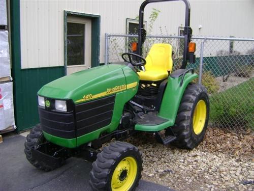 John Deere 4410 Tractor Cab, John Deere 4410 Cab Enclosure ...