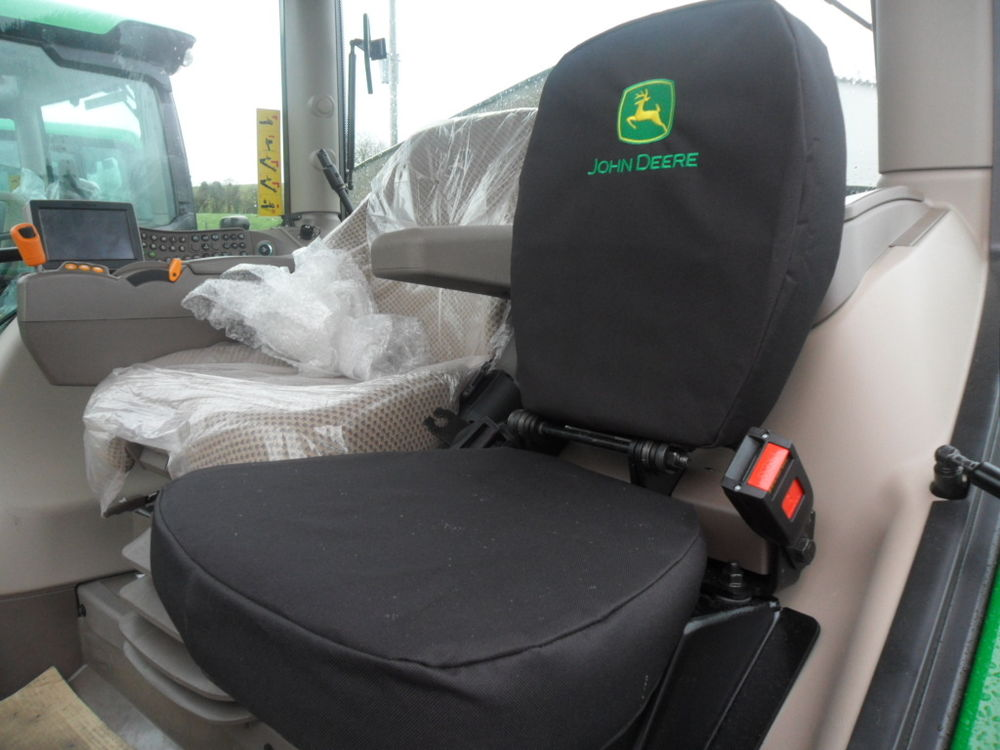 john deere r series tractor passenger seat cover / with ...