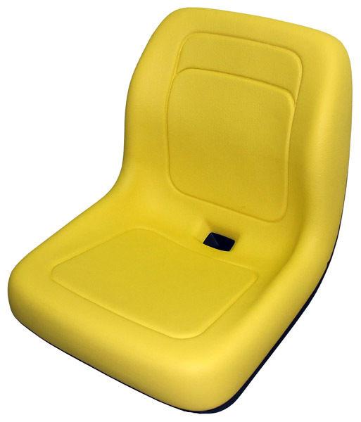 YELLOW SEAT FITS JOHN DEERE FARM UTILITY TRACTORS 5205 ...