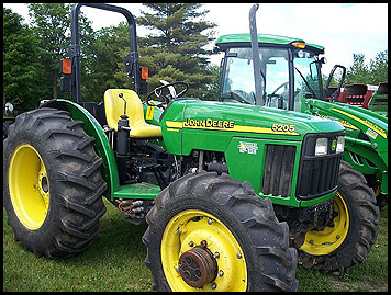 John deere 5205 - specs, photos, videos and more on ...