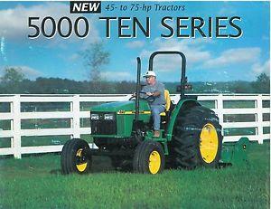 John Deere Tractor 5210 5310 5310n 5410 5510 5510n ...