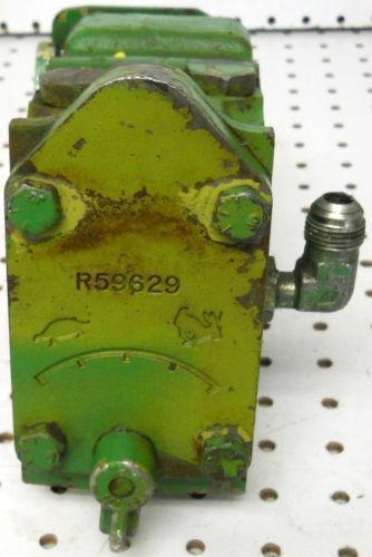 John Deere SCV: Heavy Equipment Parts & Accs | eBay