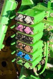 Electrohydraulic selective control valves (SCVs)