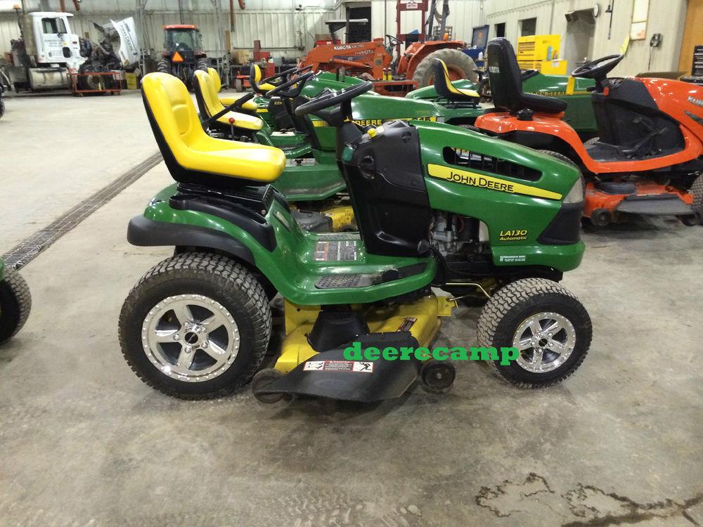 Custom Sport Chrome Wheel Covers John Deere 145,155C,L120 ...