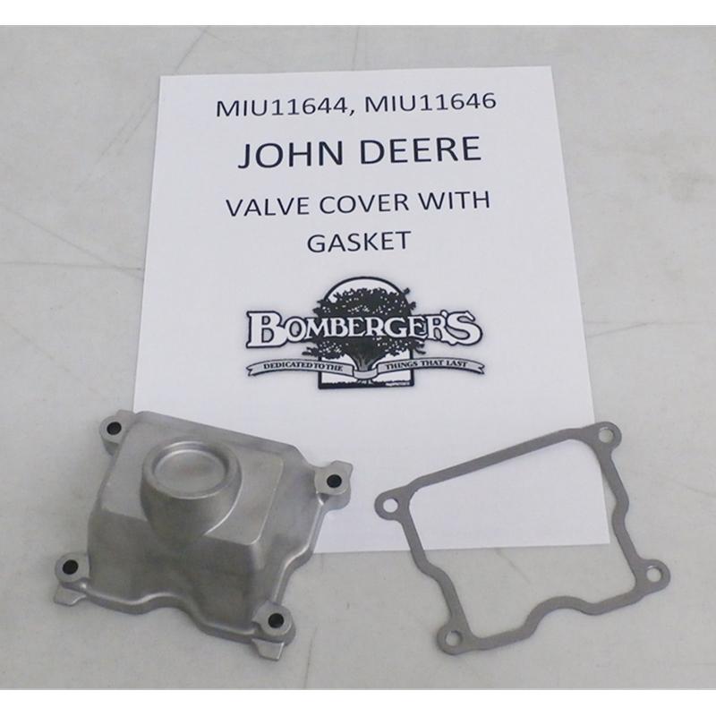 John Deere aluminum right side valve cover kit MIU11644 ...