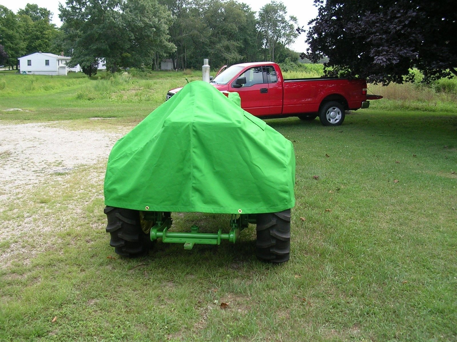 John Deere Tractor Covers - Fordson and Ford Covers
