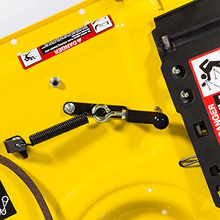 John Deere 48A Mulch Control Kit - BM24993