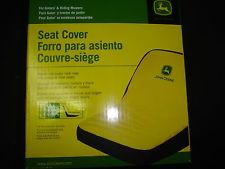 John Deere Seat Cover   eBay