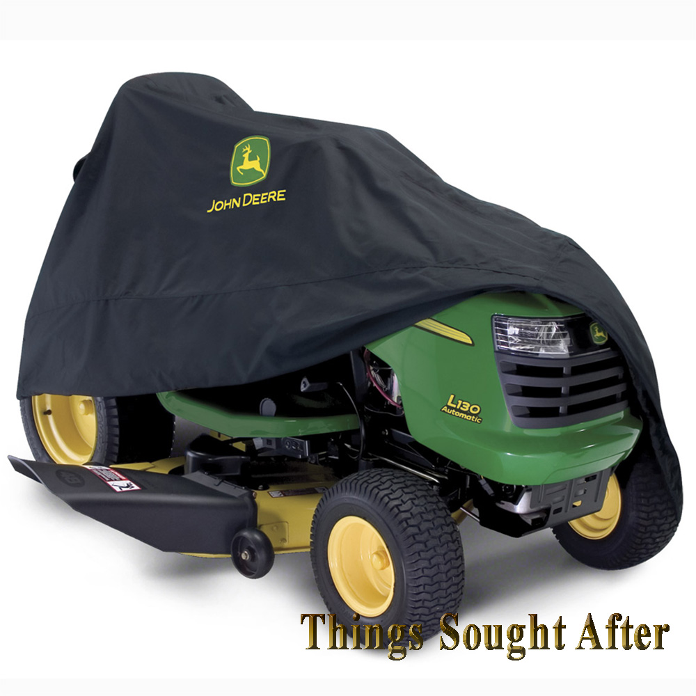 DELUXE STORAGE COVER for JOHN DEERE RIDING LAWN TRACTOR ...