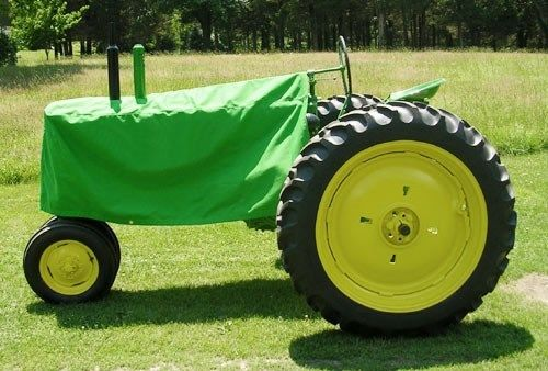 John Deere and antique Ford Tractor Covers