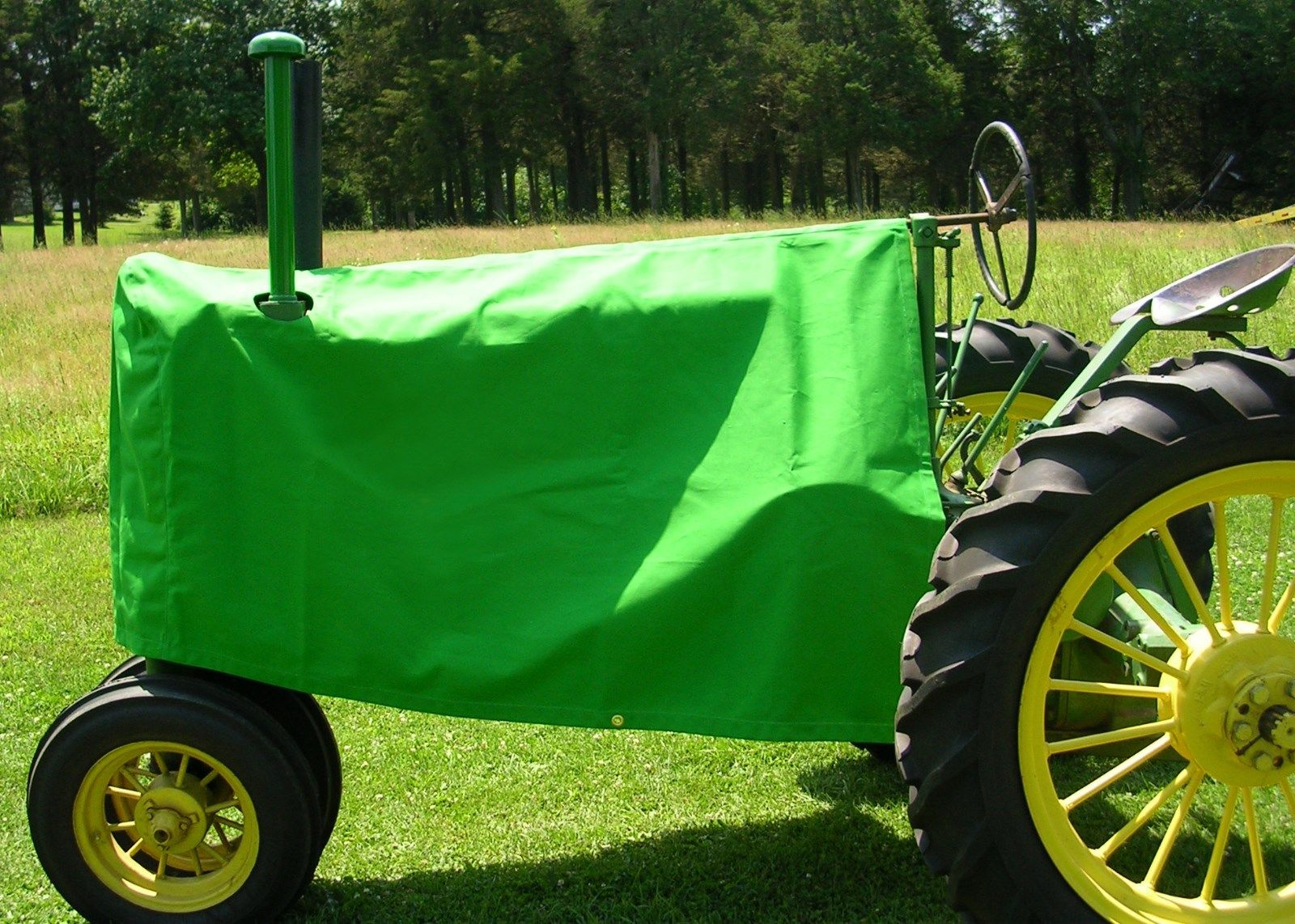 Antique John Deere Tractor Covers