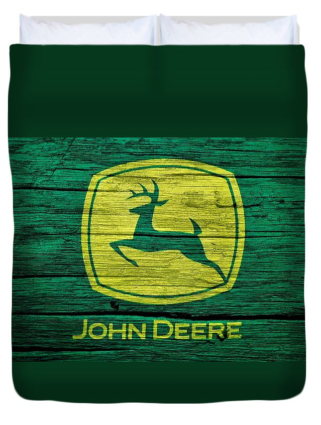 John Deere Barn Door Queen (88