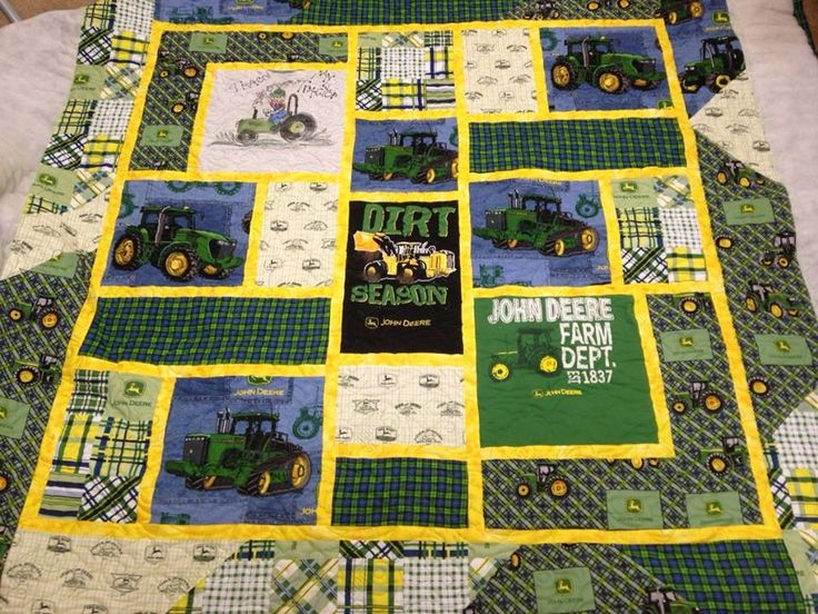 Best 20+ Tractor Quilt ideas on Pinterest | Farm quilt ...