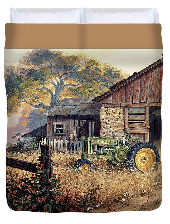 John Deere Duvet Covers for Sale