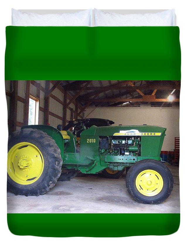 John Deere Tractor Queen (88