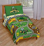 John Deere Bedding Traditional Tractor And Plaid ...