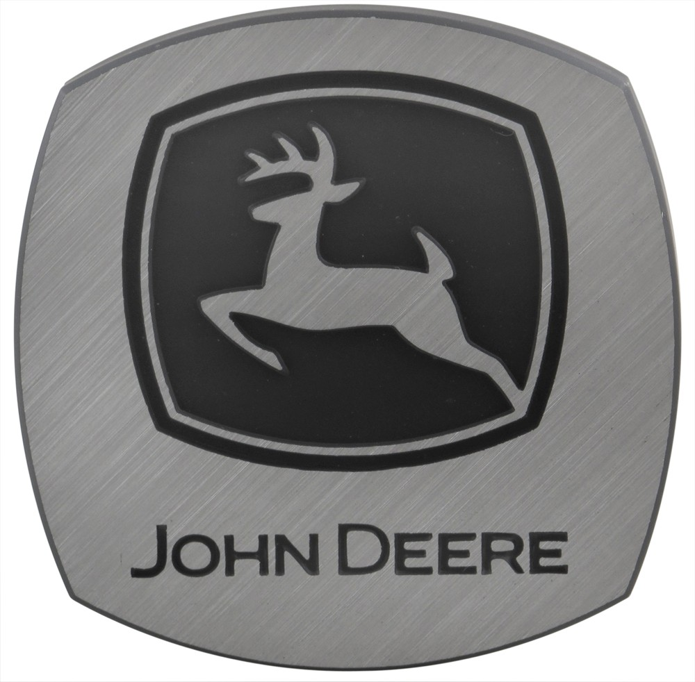 John Deere Trailer Hitch Receiver Cover - 1-1/4 and 2 ...