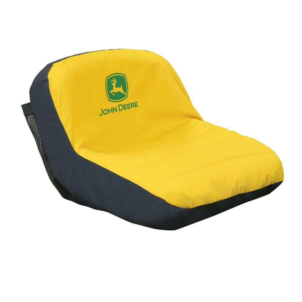 John Deere Gator and Riding Mower Seat Cover | The Home ...