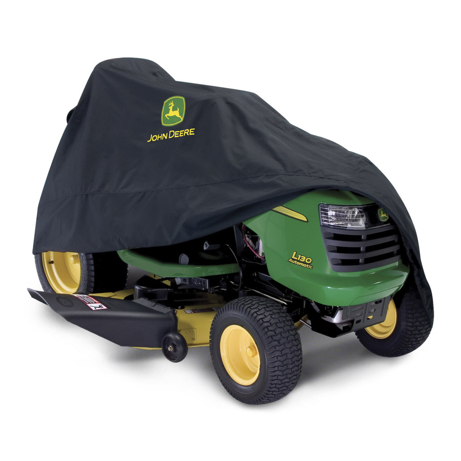 Shop John Deere Large Riding Mower Cover at Lowes.com