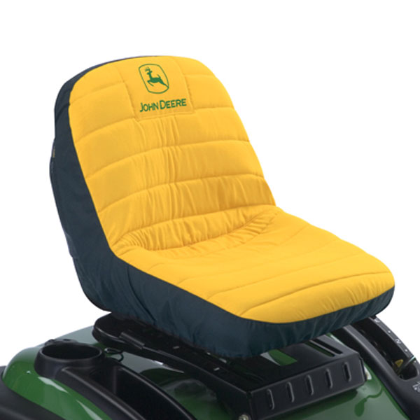 John Deere Lawn Mower 11-inch Seat Cover (Small) - LP22704