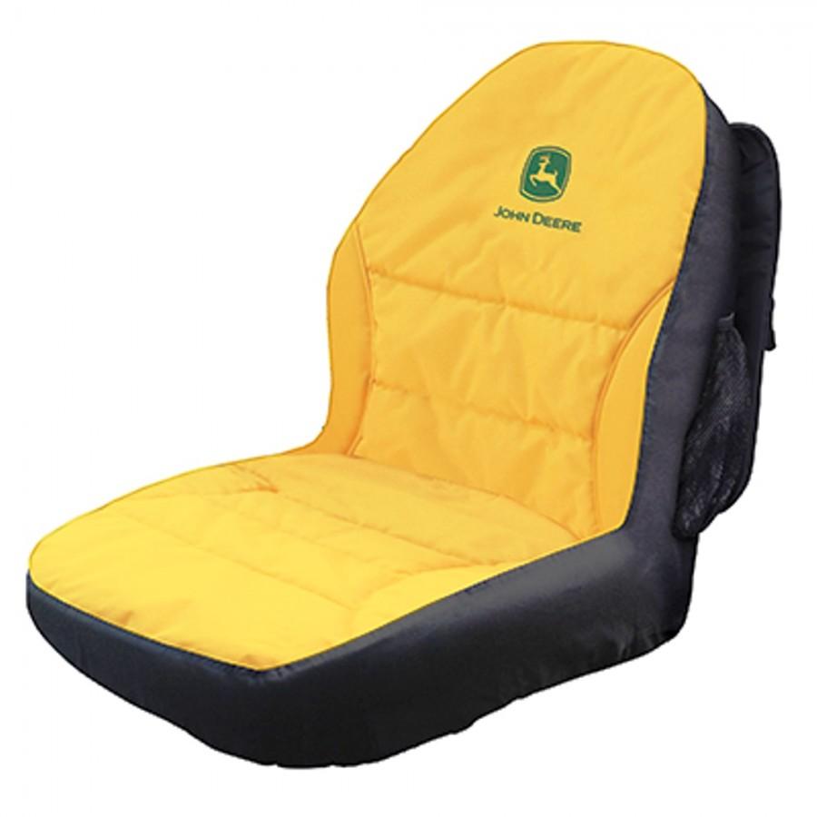 John Deere HD XUV Seat Cover - Black | RunGreen.com