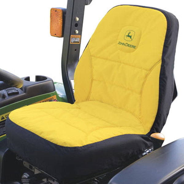 John Deere Compact Utility Tractor Large Seat Cover