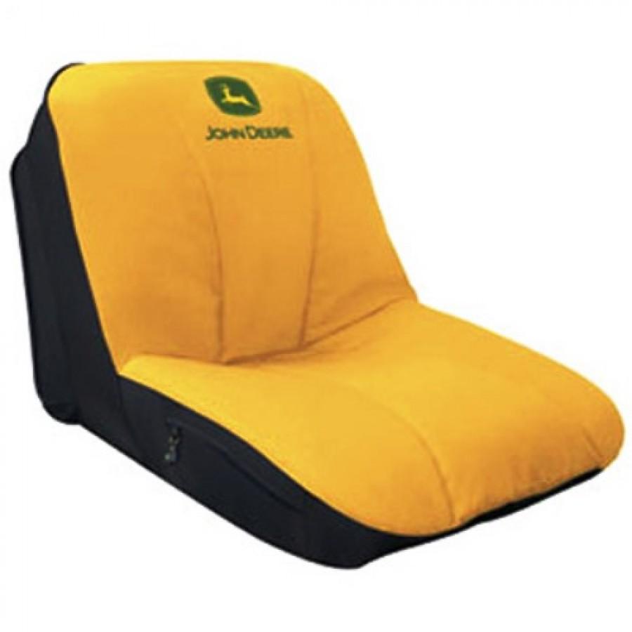 Deluxe John Deere Gator/Mower Yellow Seat Cover - M ...
