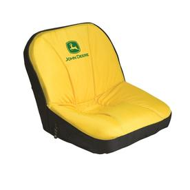 Shop John Deere Mid-Back Lawn Mower Seat Cover at Lowes.com