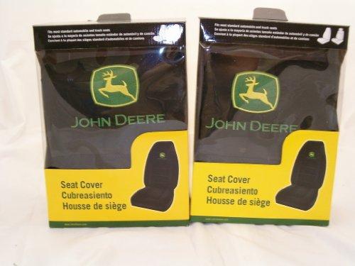OrderNow John Deere Poly Suede Mesh Seat Covers ~ nineredcade
