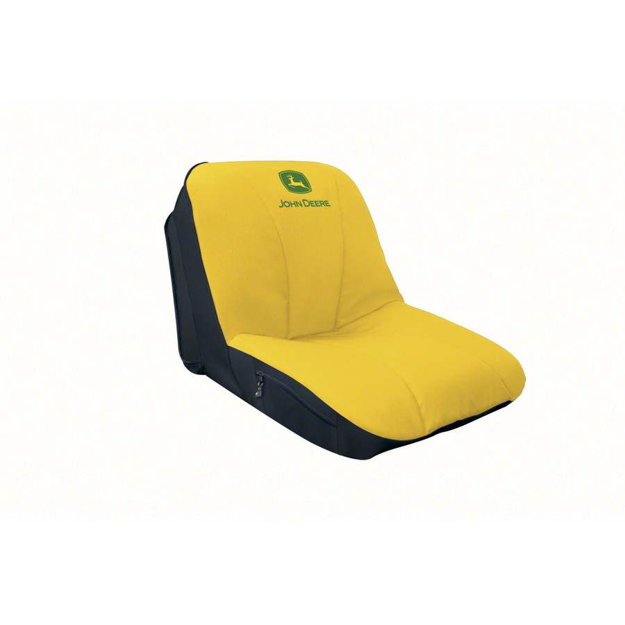 Shop John Deere Low-Back Lawn Mower Seat Cover at Lowes.com