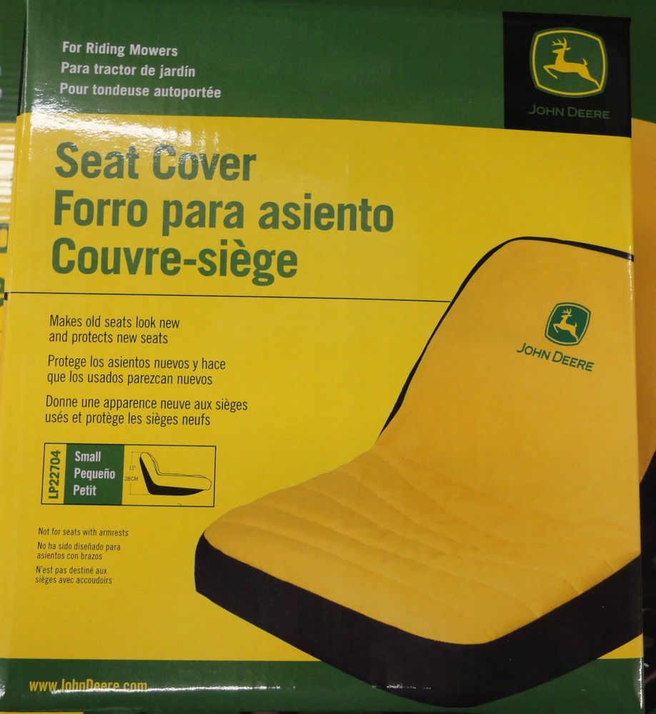 JOHN DEERE Seat Cover LP22704 for seats 11