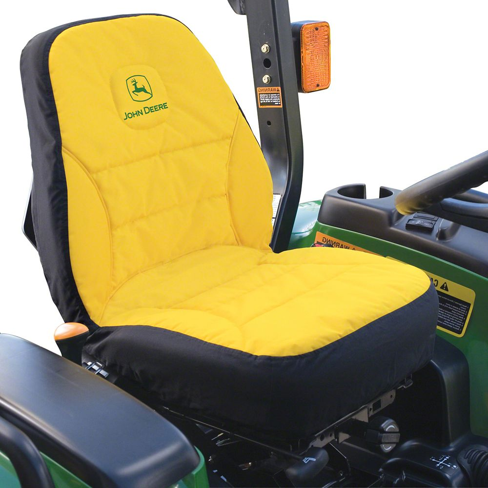 John Deere Compact Utility Tractor Seat Cover | The Home ...