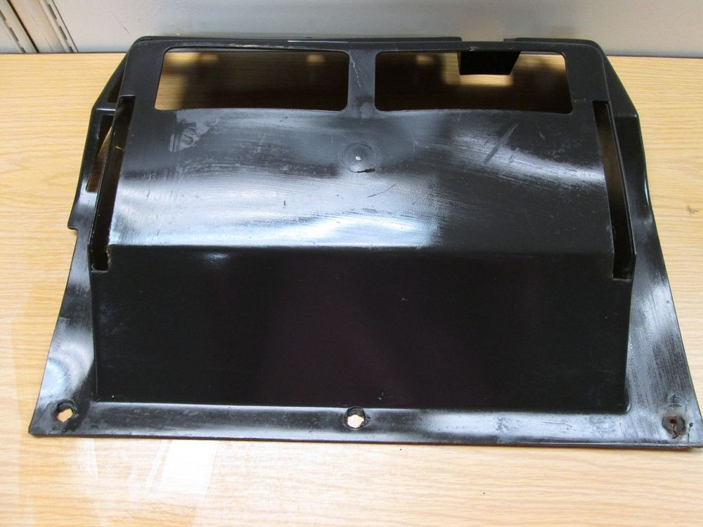 JOHN DEERE TRS21 SNOW BLOWER BOTTOM COVER- PART NO. M94553 ...