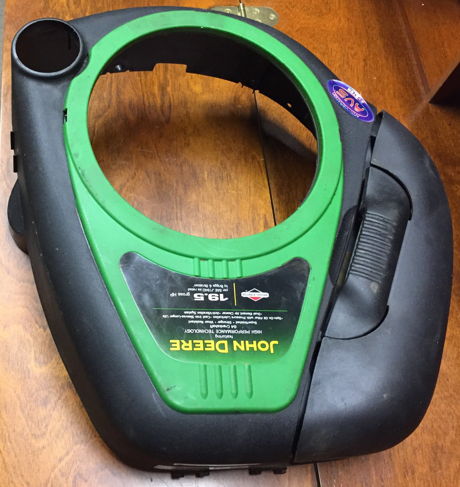 John Deere 19.5 Hp Engine Shroud Cover | What's it worth