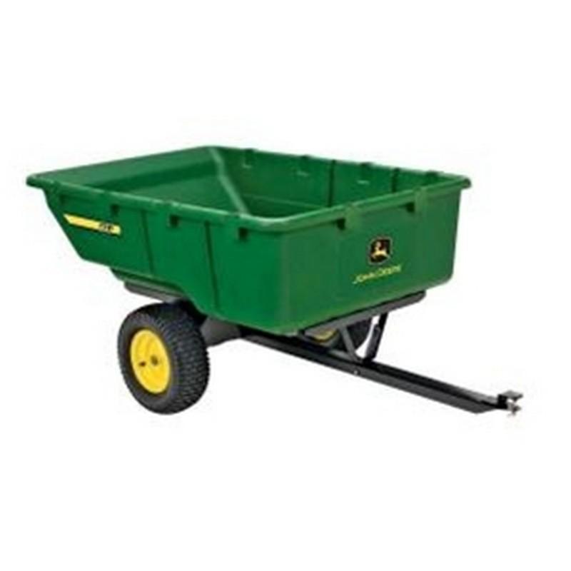 John Deere 10P Poly Cart | Mutton Power Equipment - Fort ...
