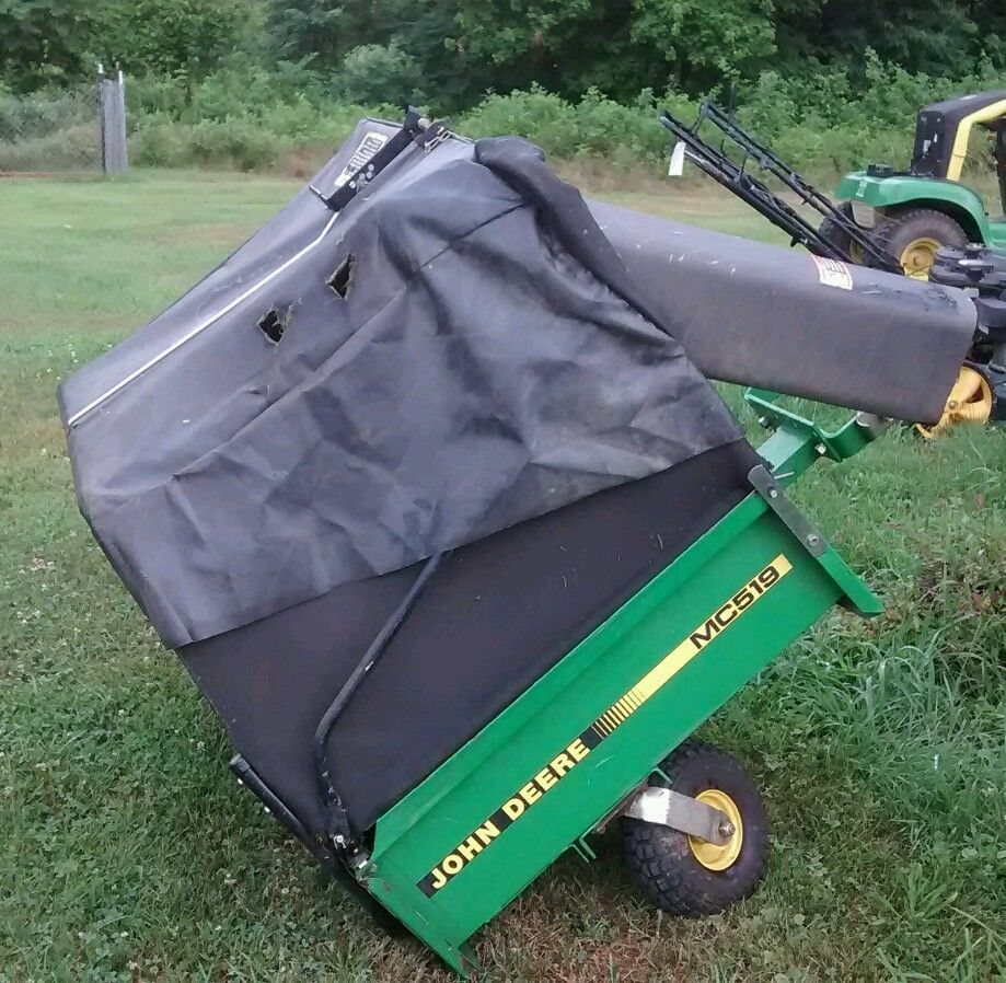 John Deere MC519 Cart | eBay